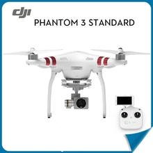 (In Store)Dji Phantom 3 Standard Aerial RC Helicopter FPV Quadcopter Drone with Camera HD 2.7K and 3-Axis Gimbal