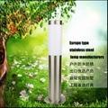 Modern Light Outdoor Waterproof LED Garden Courtyard Lamp, Landscape Wall Lights E27 AC85-265V