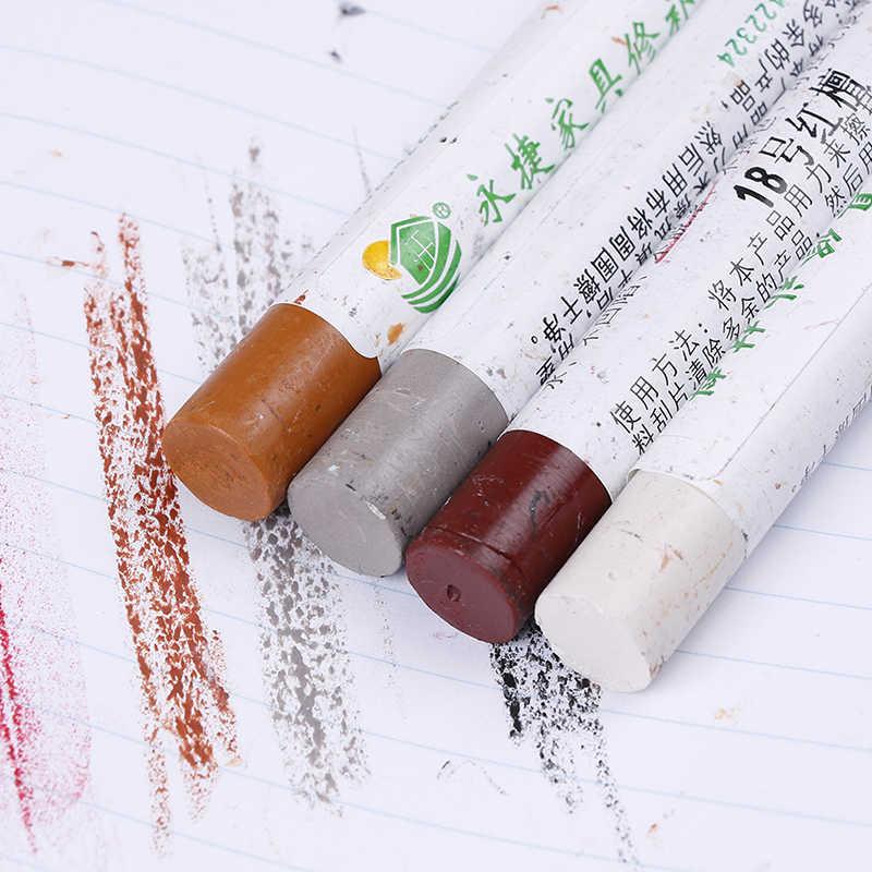 Venda quente de Madeira Composto de Materiais de Reparação Urniture Pintura Reparação Piso Piso Cera Crayon Remendo Do Zero Caneta de Tinta Abastecimento