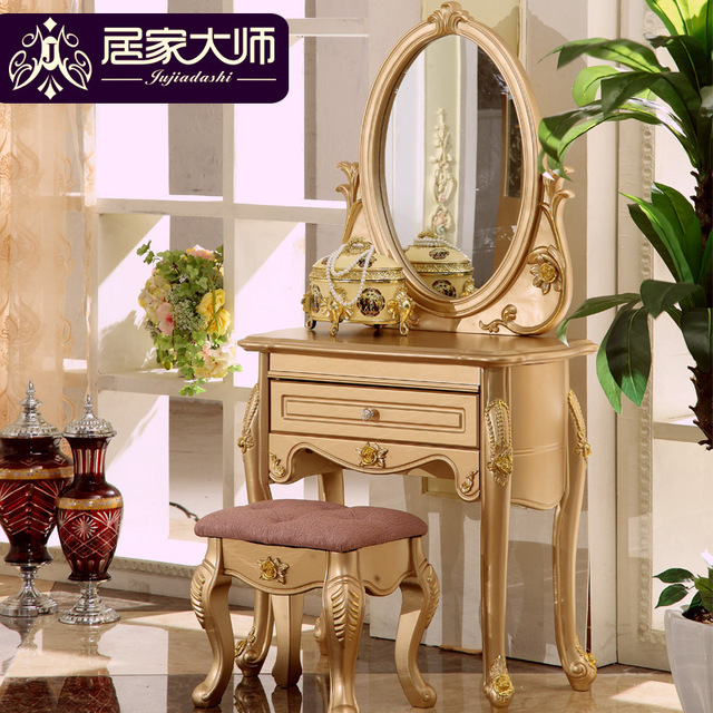 New French Classical Dressing Table For The Bedroom Furniture ...