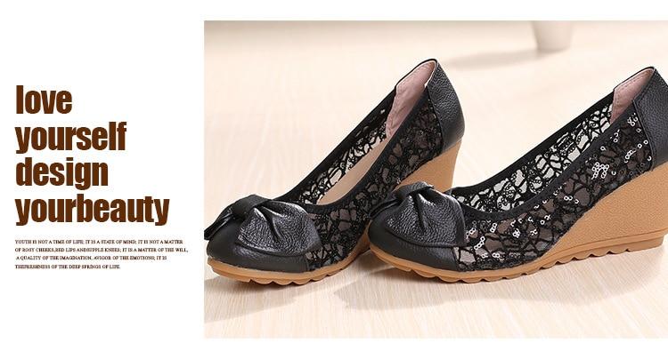woman sandals genuine leather heels (10)