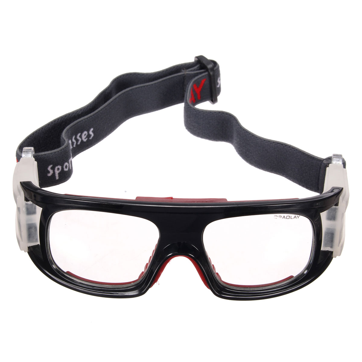Wilk Outdoor Sport Basket-Ball Football Ski Lunettes de Protection lentille  de myopie ae7327dd1334