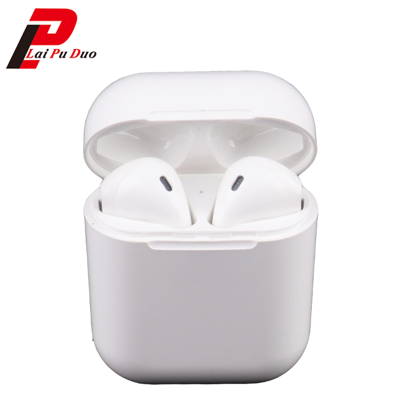<font><b>i8</b></font> <font><b>TWS</b></font> Wireless In-Ear Mini <font><b>Earphones</b></font> Bluetooth 4.1 Double Ear Side Headsets Stereo Music Charger For iPhone for Android image