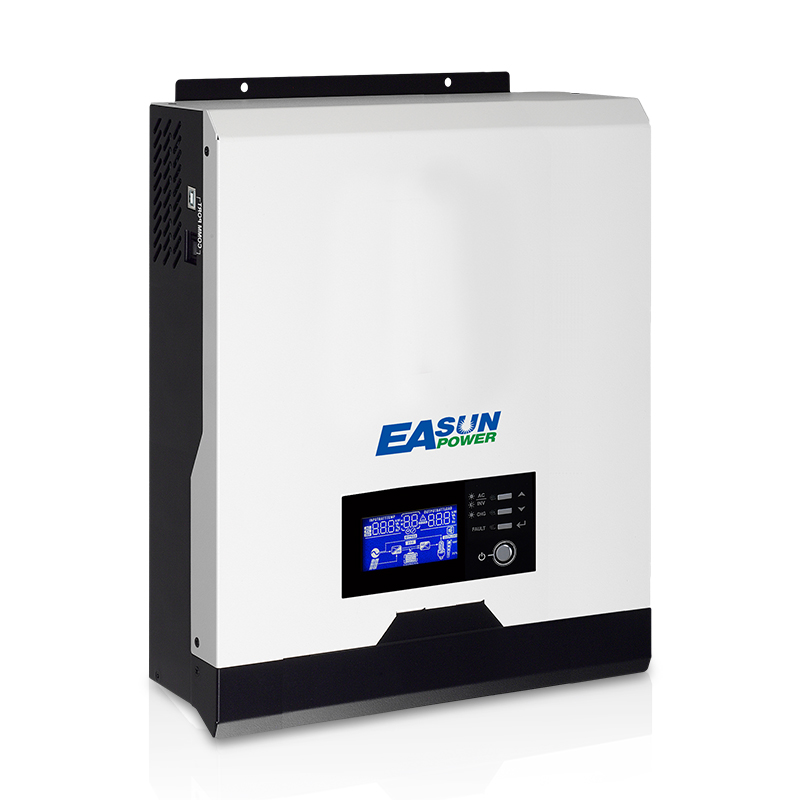 EASUN POWER 2400W Solar Inverter Built-in Alarms and Intelligent Battery Charging Control