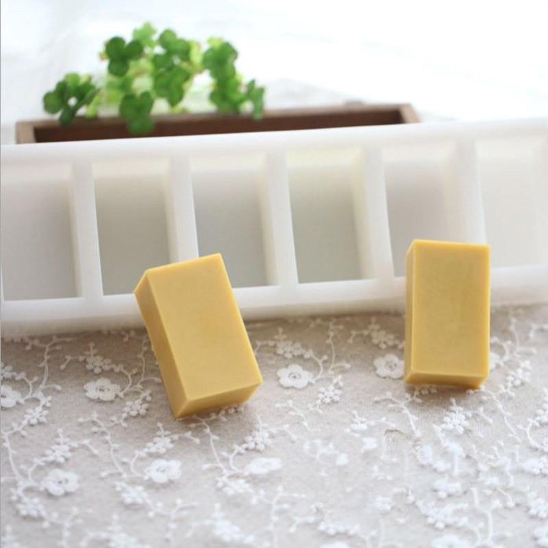 """Ovalios silikoninės muilo formos """"pasidaryk pats"""" rankų darbo - Virtuvė, valgomasis ir baras - Nuotrauka 4"""