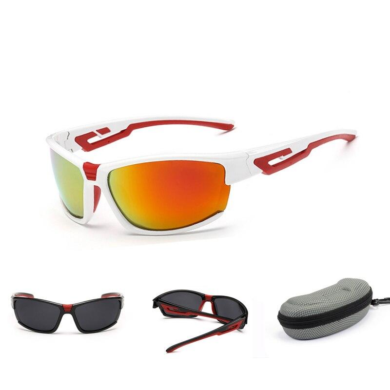 Prix pour VENTE CHAUDE 7 Couleurs Sport lunettes de Soleil Pour Hommes Femmes En Plein Air Cyclisme Vélo Lunettes de Soleil femmes Hommes Gafas ciclismo Hommes E8016