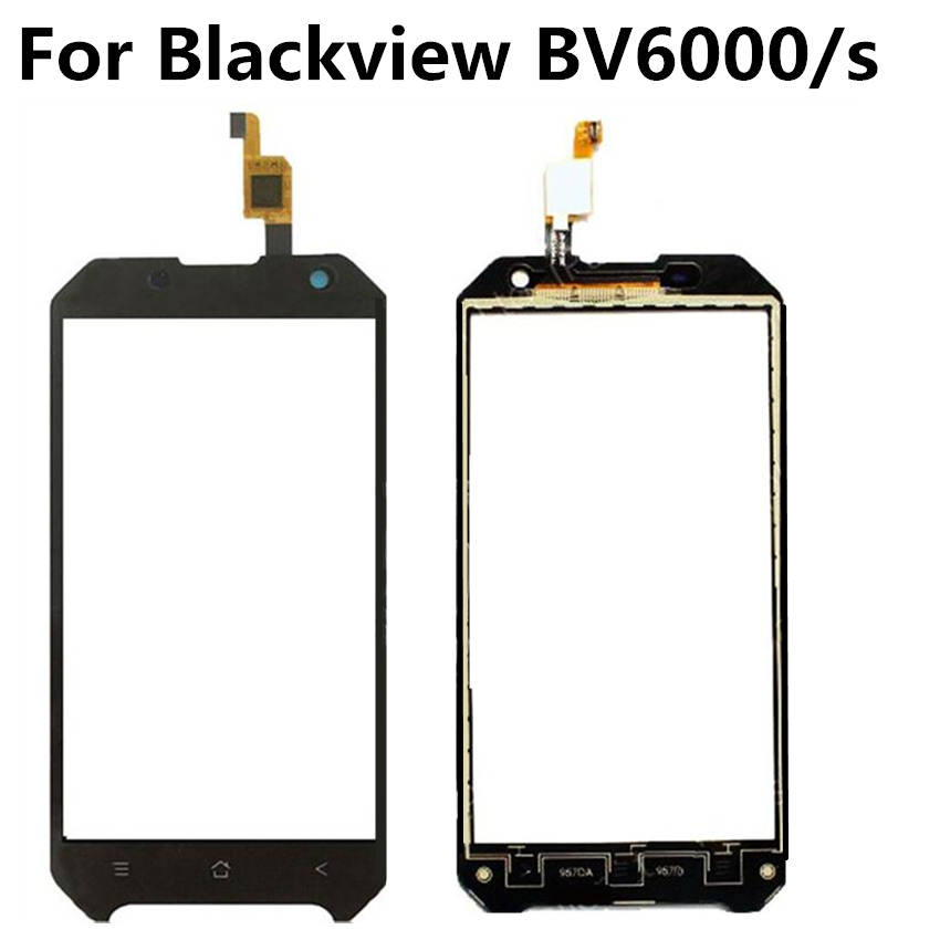 Touch Screen For <font><b>Blackview</b></font> <font><b>BV6000</b></font> bv6000s Touch Panel Front Glass Digitizer Sensor Replacement <font><b>Parts</b></font> image