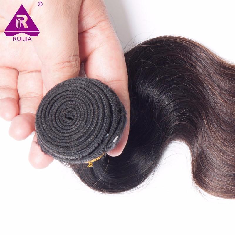 8A Grade Ombre Mongolian Body Wave Virgin Hair 3pcs Mongolian Ombre Hair Human Hair Weave Dark Brown 1B 4 27 Tissage Bresilienne (51)