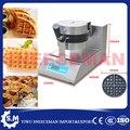 Электрическая роторная вафельная печь машина для выпечки сковороды вафельница машина
