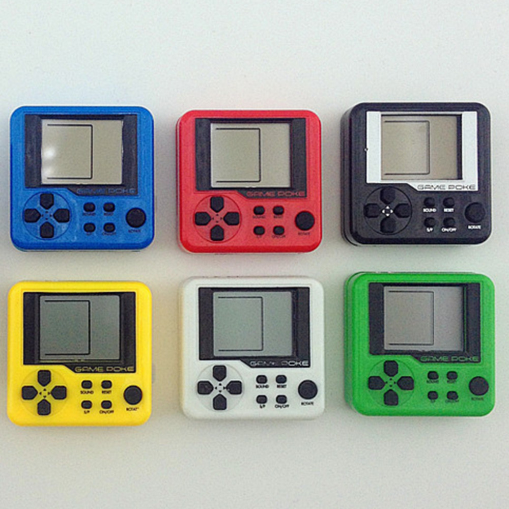 Mini Game Player Console for Kids Pocket Handheld Game Player Console for Child Handheld Child Gaming Players Tools Kids Tools