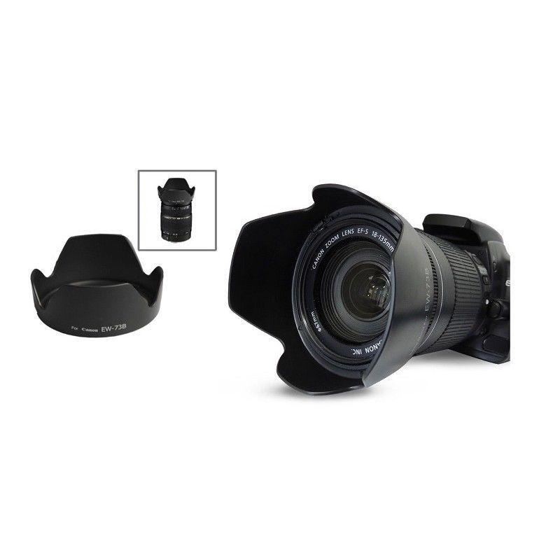 EW-73B 67mm ew 73b EW73B Lens Hood Reversible Camera Lente Accessories for Canon 650D 550D 600D 60D 700D 18-135 17-85 mm Lens 6