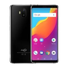 AllCall S1 5,5 «18:9 мобильный телефон 2 GB Оперативная память 16 Гб Встроенная память Android 8,1 MTK6580A 4 ядра четыре Камера двойной 13MP + 5MP 5000 mAh смартфон