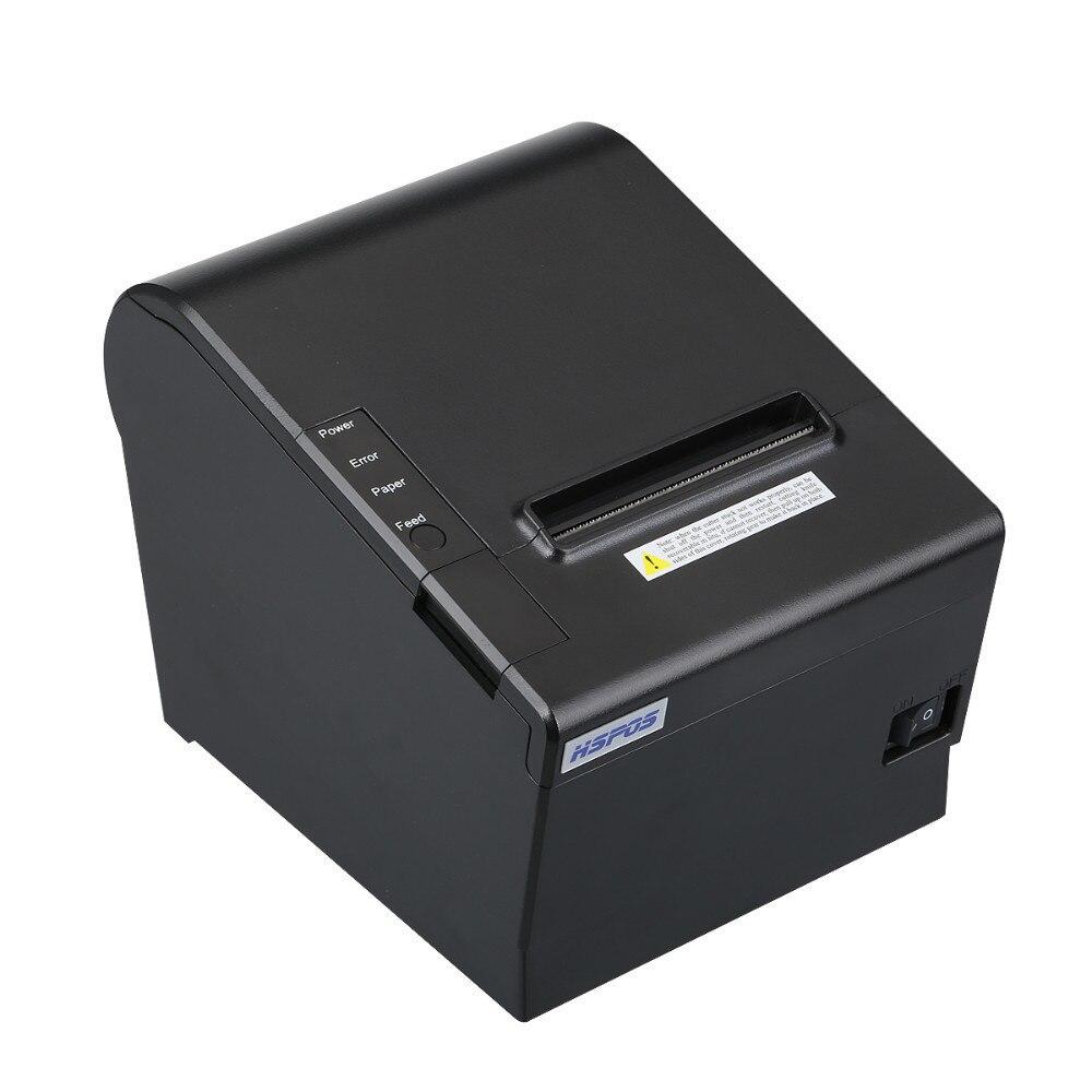 Fashion 80mm POS Thermal Receipt MQTT Printing Bluetooth WIFI Cloud Printer For Restaurant