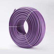 цена на Low Price Compatible Profibus cable Siemens DP line 6XV1830-0EH10 copper communication line 5M 7M 10M 2 Cores electric cable
