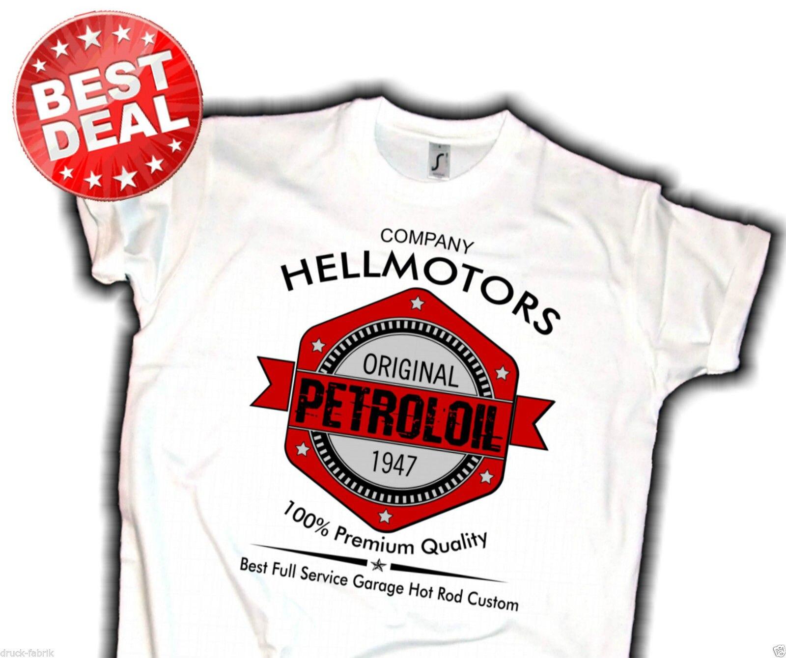 Gasoline Bandit/® Biker Rockabilly Camiseta We Are The Good Guys