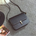 Ybyt marca 2017 nova aba de couro pu mini bolsa hotsale saco da senhora ombro mulheres satchel compras bolsa mensageiro crossbody sacos