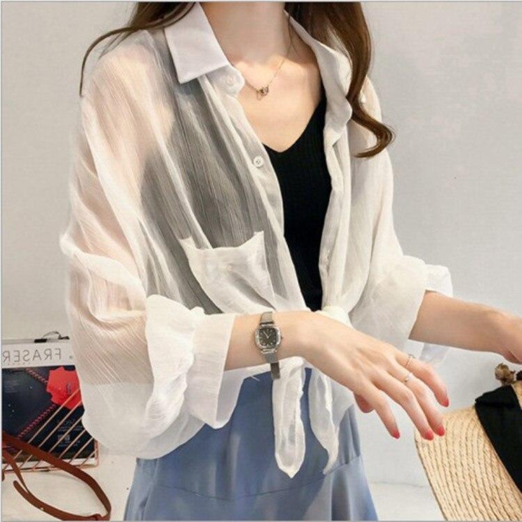 Women Striped Print Kimono Cardigan Ladies Beach Open Front HOT Long Coat Jacke