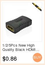 HTB1bCvibBWD3KVjSZFsq6AqkpXar 1/2/5Pcs Gold-Plated 1080P Mini Male HDMI To Standard HDMI Female Extension Adapter Female To Male F-M HDMI Converter