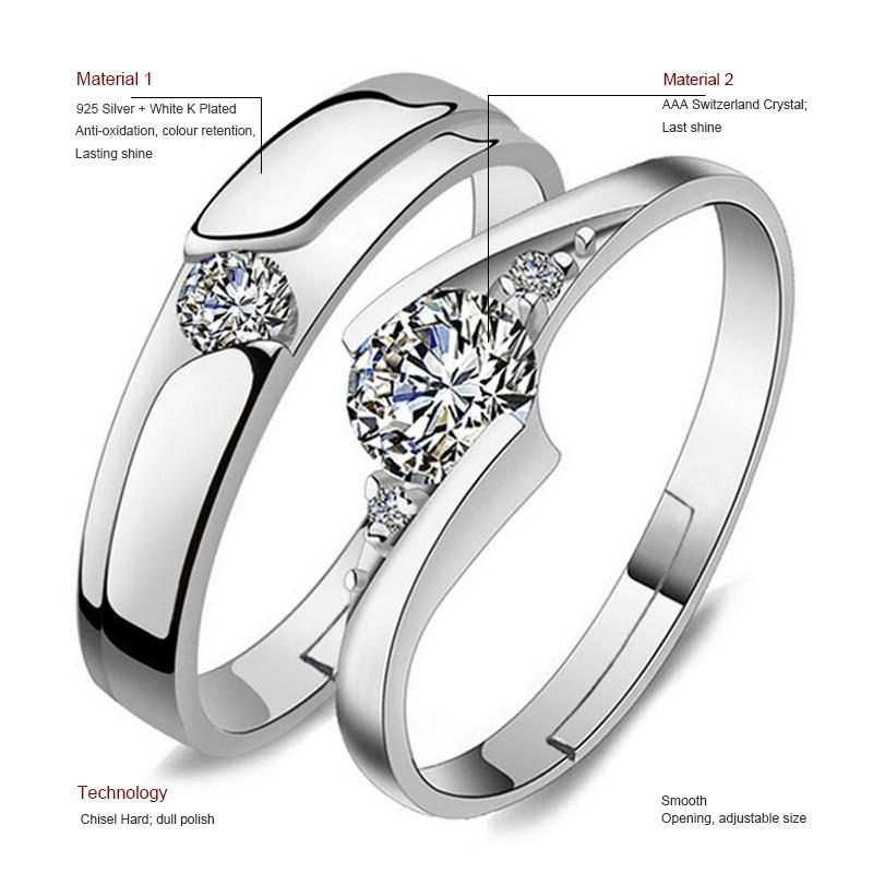 Chisel Titanium Women/'s CZ Engagement Ring