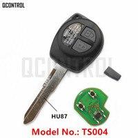 QCONTROL Car Remote Key Fit For SUZUKI SWIFT SX4 ALTO VITARA IGNIS JIMNY Splash 315MHz ID46