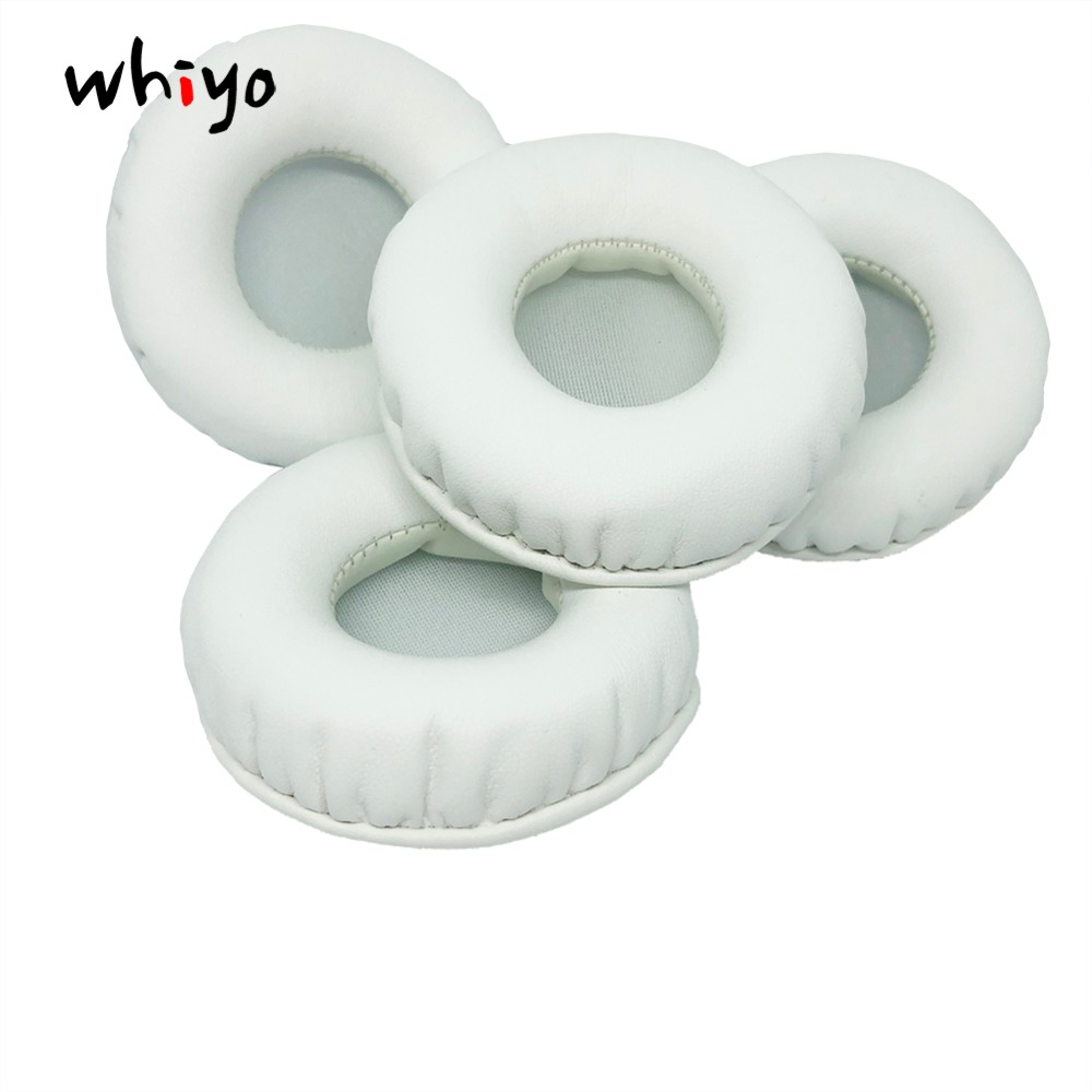 Memory Foam Protein Leather <font><b>Replacement</b></font> <font><b>Ear</b></font> <font><b>Pads</b></font> Pillow Earpads for 70mm 75mm 80mm 85m 90mm <font><b>95mm</b></font> 100mm 105mm 110mm Headset image