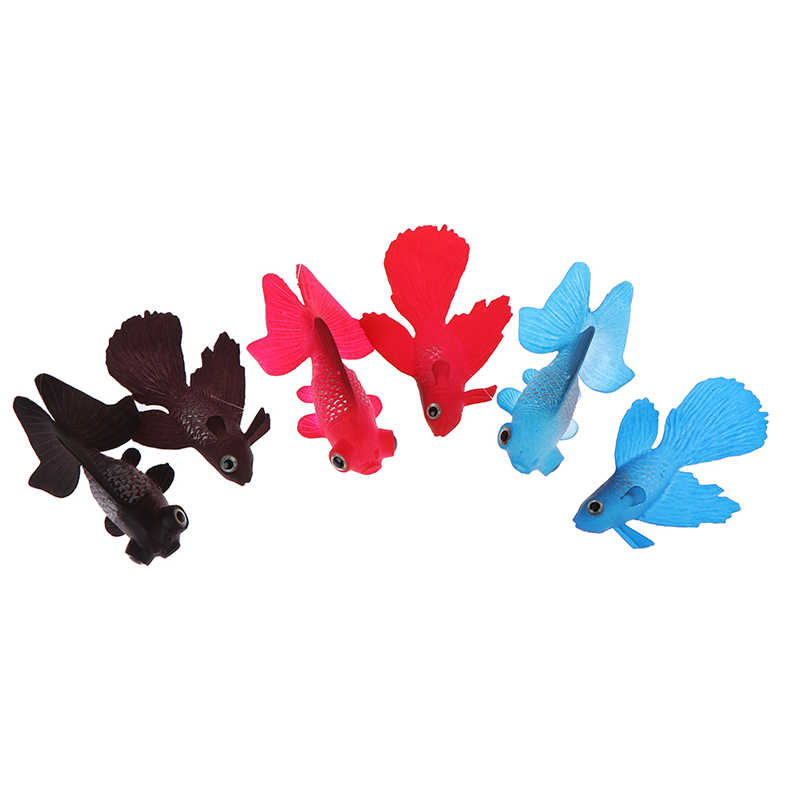 1 набор, Искусственный Мягкий Силиконовый светящийся эффект, Betta, аквариумный аквариум, украшение, Декор