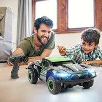 1/43 Мини Rc автомобилей дистанционного управления машинки высокие Скорость 25 км/ч грузовик 4CH машинки на радиоуправлении игрушки для рождест...