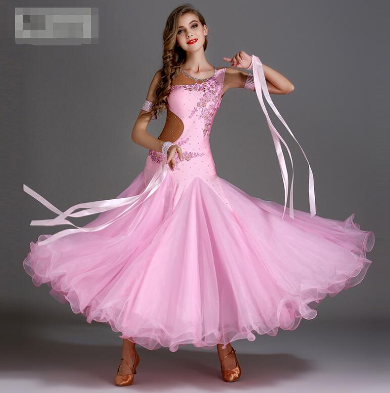 Ballroom Dance Competition Dresses Women/Ballroom Dresses/Ballroom Waltz Dresses/Ballroom Dancing/Waltz Dress MY794