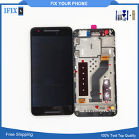 Original For Huawei Google Nexus 6P N6p Touch Lcd Screen No Dead Pixcel With Touch Screen