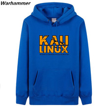 Coding Style Kali Linux letters printing man's hoody & sweatshirts fan's must have pullover fleece thick U.S.size quick shipping