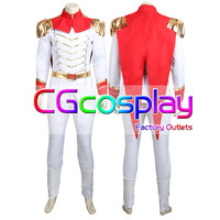 CGCOS Express Persona 5 Persona5 Goro Akechi Crow Uniform Anime Game Cosplay Costume Halloween Full set New