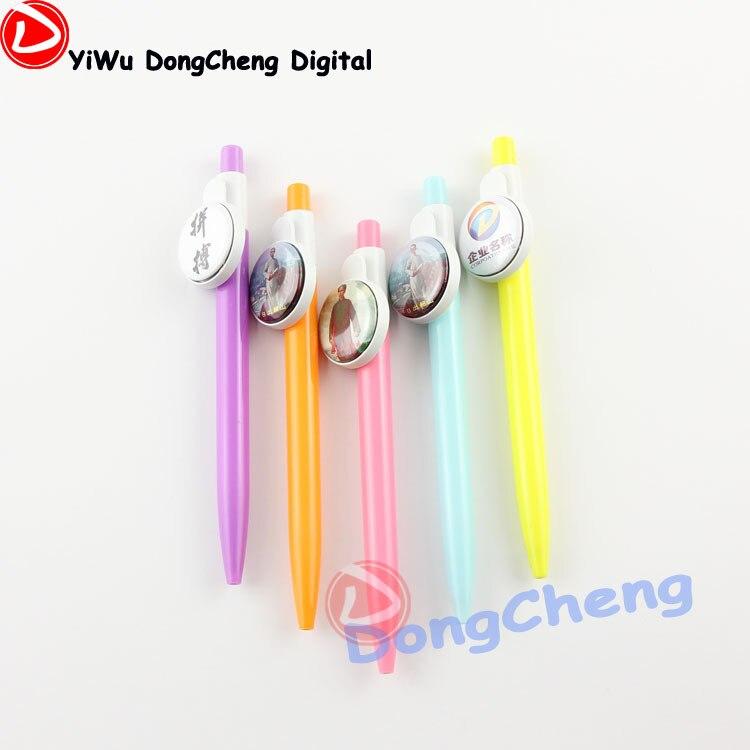 ФОТО ballpoint pen private order Cute Figures Inks Ballpoint Pen Pens Kids Children Student Stationery Gifts  MOQ100pcs