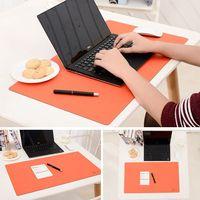 Moderne Computer-schreibtisch Matte Tisch Filz Schreibtisch Mauspad Stifthalter Filz Laptop Kissen Schreibtisch Matte Pad