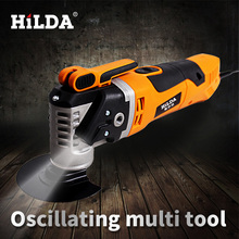 Multi-Function Electric Saw Renovator Tool Oscillating Trimmer Home Renovation Tool Trimmer woodworking Tools Color-Box Packing