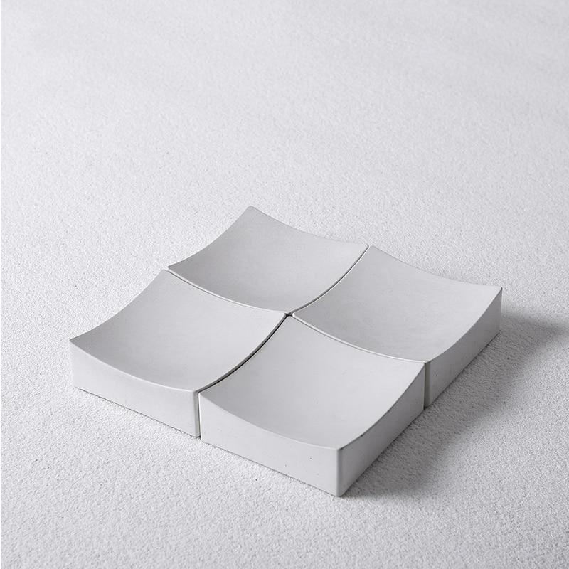 Molde de silicona de gel de silicona caja de almacenamiento de - Cocina, comedor y bar