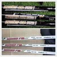 Speeder 569 R 661 S X Golf Shaft Black Speeder FW 50 S SR R White Color Golf Driver Fairway Wood Hybrid Graphite Shaft MEN