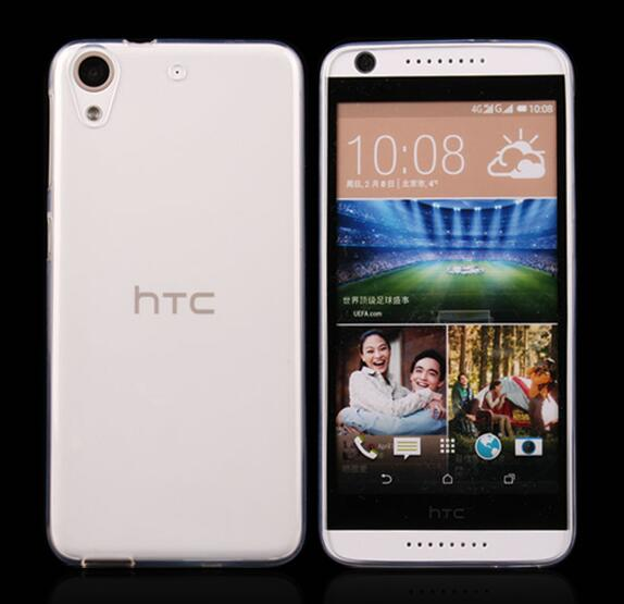 Для HTC Desire 628 чехол тонкий Чехол прозрачный царапинам Мягкие TPU Ясно Тонкий чехол для HTC Desire 628 dual SIM чехол кожного покрова