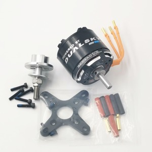 Image 5 - DUALSKY XM6360EA lll Brushless motor 380KV 220KV 190KV Fix Wing Motor for RC Airplane