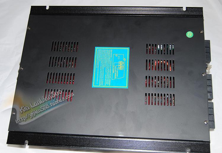 V12 4 channel car audio amplifier 3600W subwoofer amplifier MRV F705 ...
