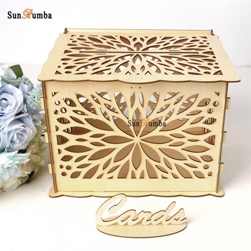 Wedding card box MUW-325-04