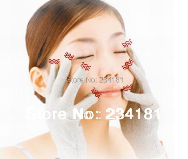 5pair/Silver fiber gloves,TENS gloves, hairdressing gloves,low frequency therapeutic apparatus gloves