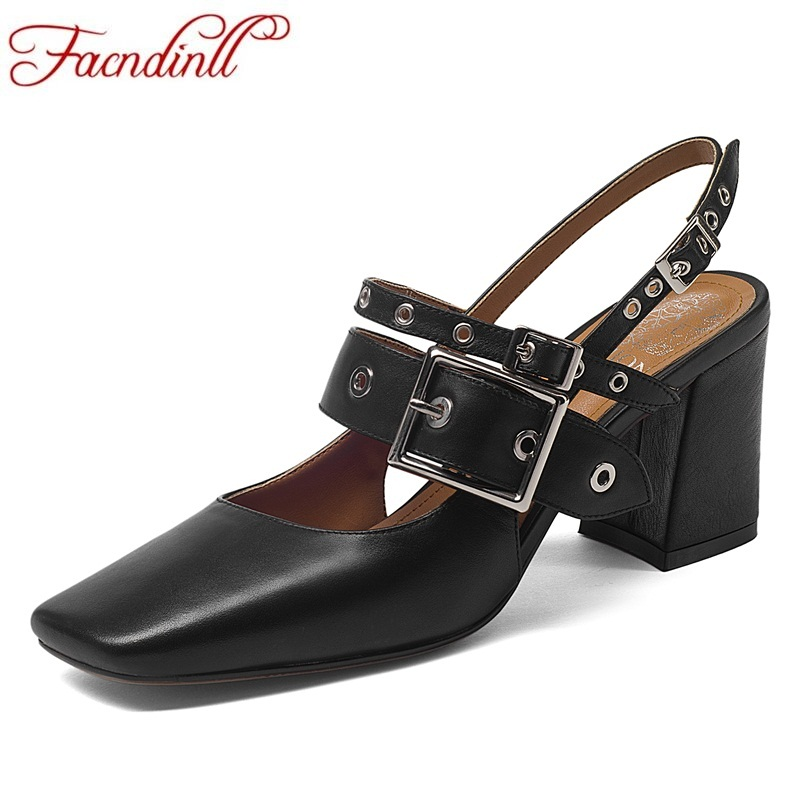FACNDINLL 2018 fashion patent leather summer shoes woman gladiator sandals open toe women wedding dress shoes comfortable style facndinll shoes summer gladiator sandals