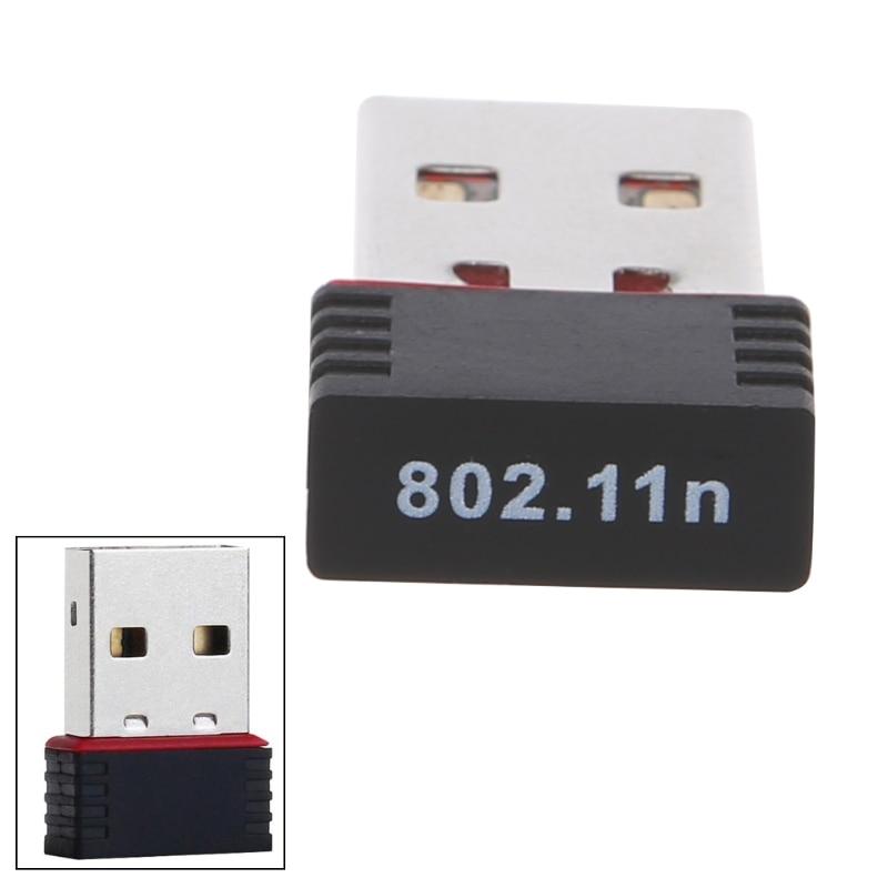 Liefern 150 Mbps Usb 2.0 Wifi Wireless Adapter Netzwerk Lan Karte 802,11 Ngb Ralink Mt7601 Computer & Büro