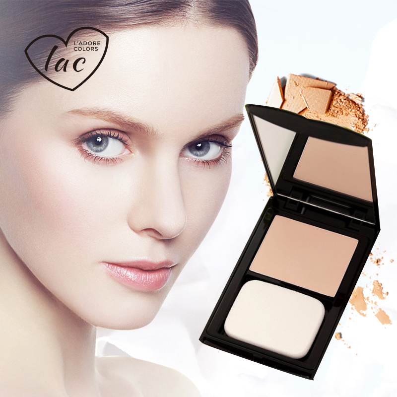 LAC Face Powder Matte Loose Setting Oil Control Soft Light Silk Face Concealer Skin Finish Powder Translucent Foundation Makeup