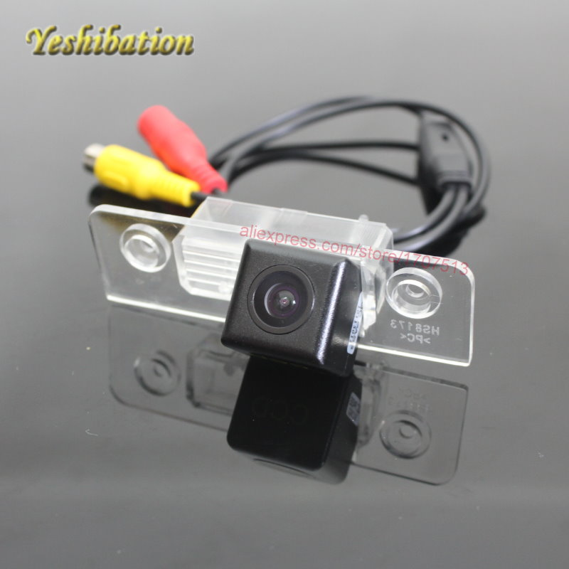 """Reverse Car Camera Ford Mustang GT / CS 2005 ~ 2014 """"Ultra HD CCD"""" naktinio matymo vandeniui atsparus automobilio užpakalinis fotoaparatas"""