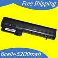 JIGU Laptop Battery For HP/ompaq 2533t EliteBook 2530p 2540p Business Notebook 2400 2510p nc2400 404887-241 411126-001