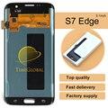 5 pcs peças de telefone celular para samsung galaxy s7 edge lcd digitador substituição da tela de exibição sm-g935 nova venda direta