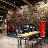 Free Shipping 3D Stereo Nostalgic Old British London Amorous Feeling Custom Wallpaper Living Room Bedroom Mural