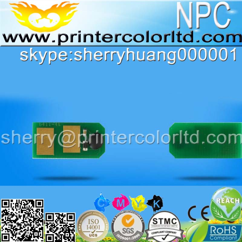 4 x Toner Chip for OKI  B401d//B401dn MB441 MB451 MB451W 44992402 /& 44992401