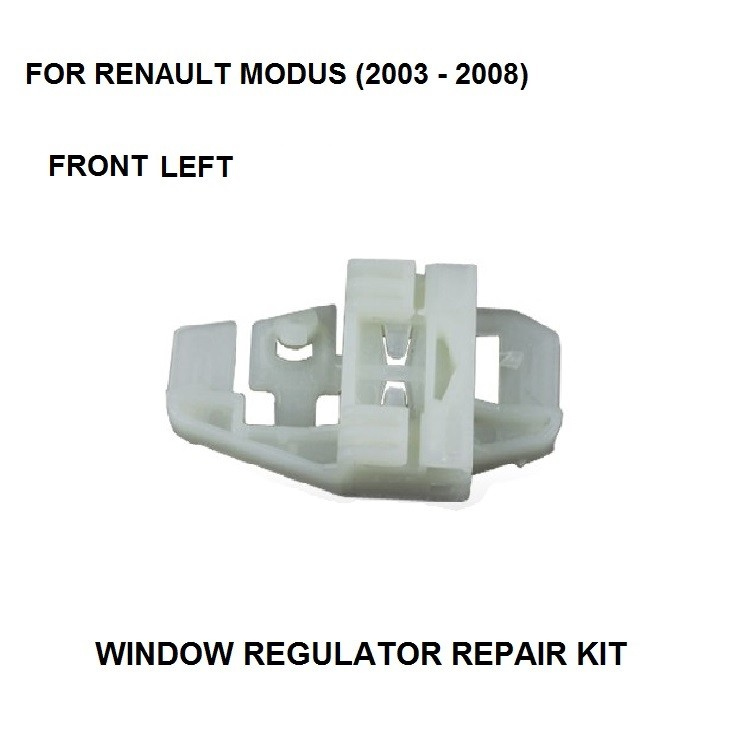 2005/>/>2007 Renault Laguna II Window Regulator Repair Kit Front Left NSF